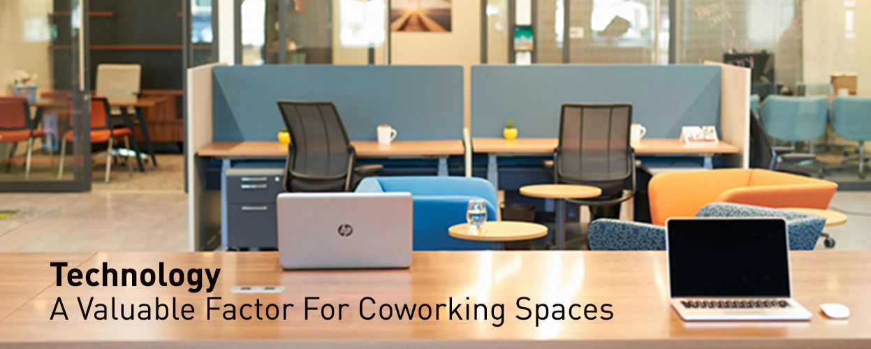 Technology a valuable factor for coworking spaces