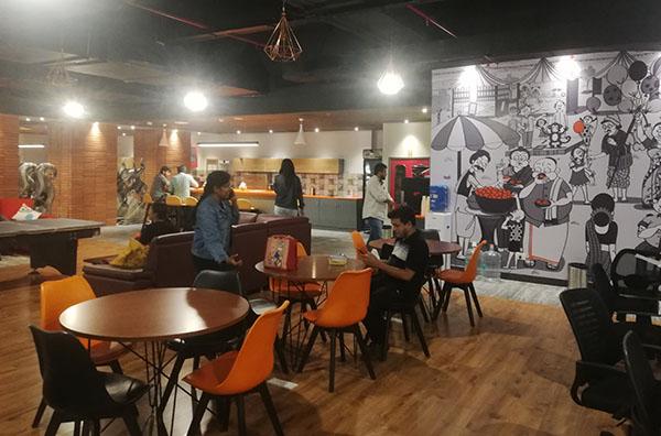 coworking space in Indiranagar