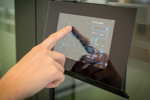 Multifunctional Touch Panel