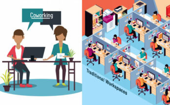 The Dominance of Coworking Spaces over Traditional Workspaces