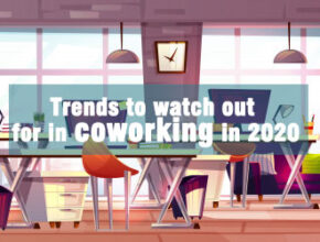coworking space trends 2020