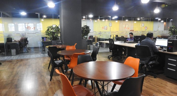 Demand for Coworking spaces-Gopalan Coworks